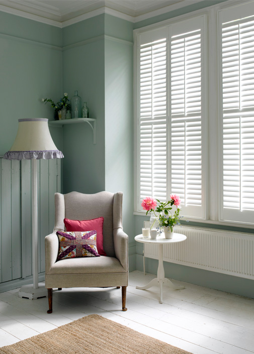 Window shutters in Salisbury