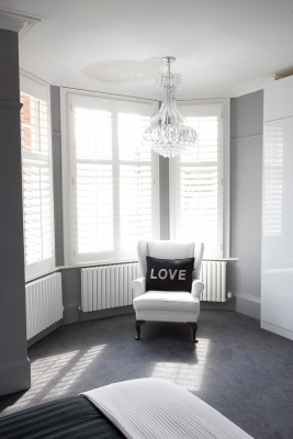 All types of Bay Window Shutters